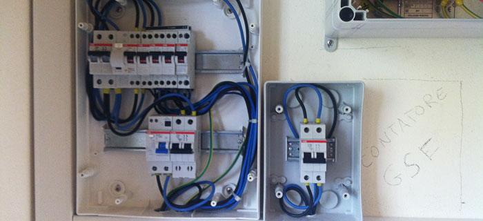 Impianti elettrici abitazioni Vinci, Empoli, Lamporecchio - Elettro FA.LO'